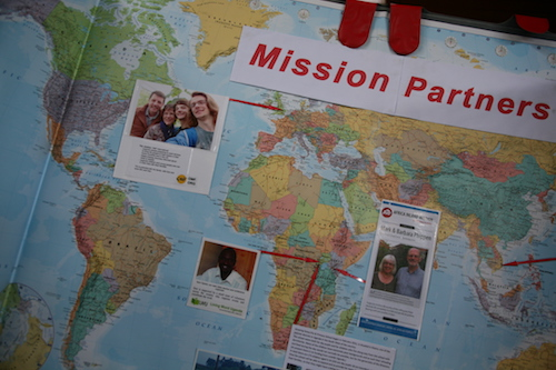 mission partners